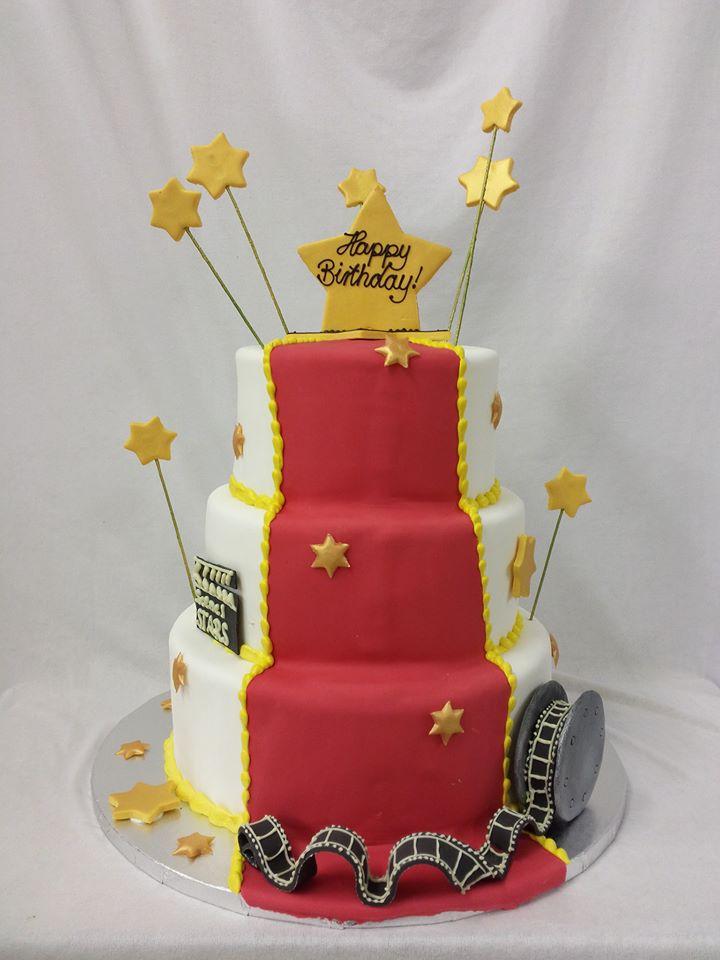 Geburtstags-Torte