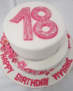 Happy Birthday 18 Viviane
