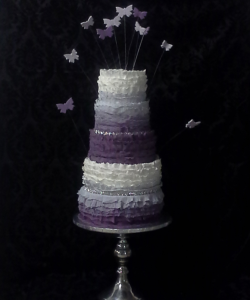 violett-butterfly