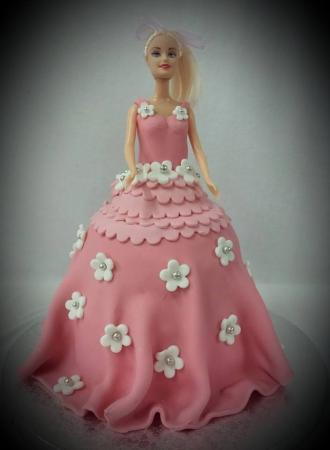 Torte Barbie-2