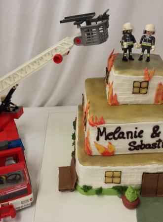 Feuerwehr - Melanie & Sebastian