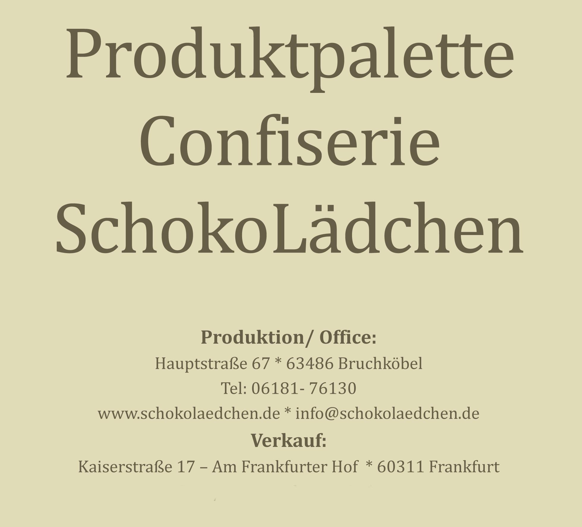 Produktpalette 2017