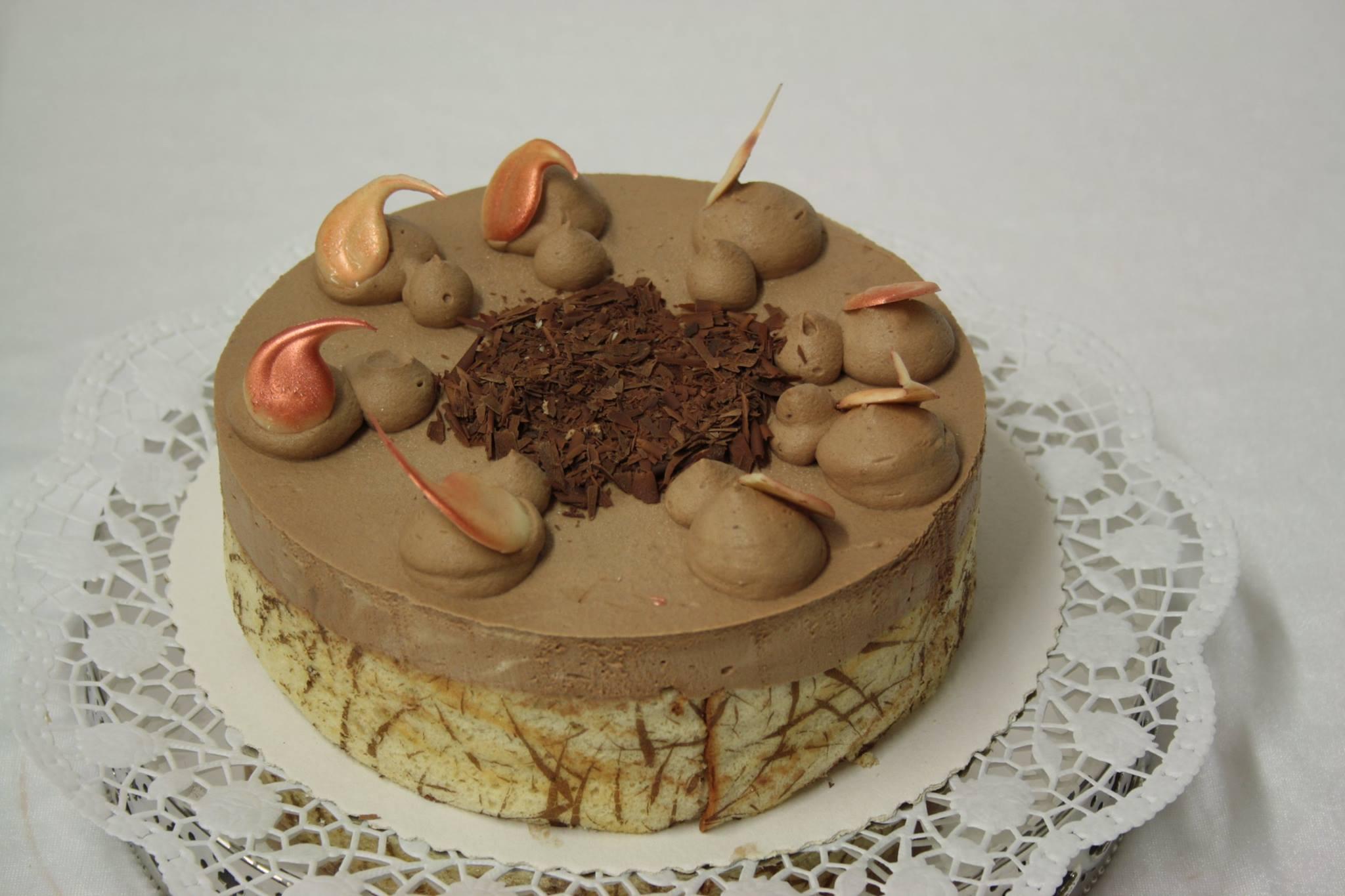 Kuchen und torten im schokol dchen bruchk bel und for Kuchen volker hosbach